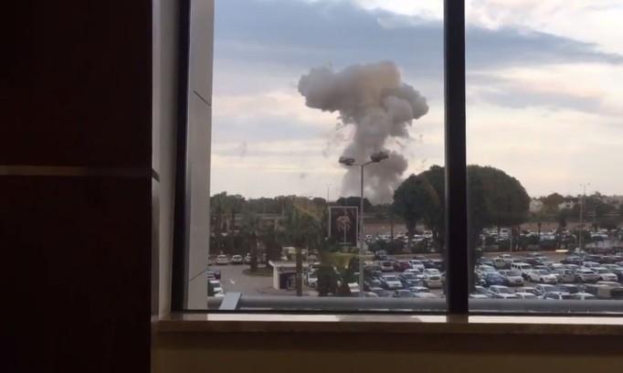 انفجار مالطا
