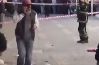 بالفيديو.. إصابة 3 أشخاص في انفجار مدوٍ بتركيا - المواطن