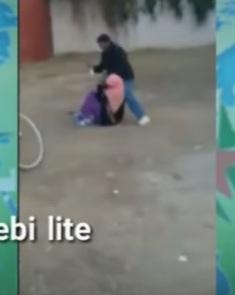 انقاذ امرأة من زوجها أراد قتلها
