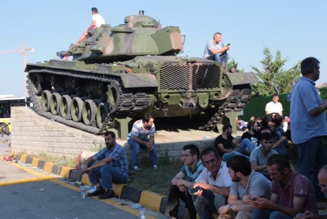 انقلاب تركيا (1)