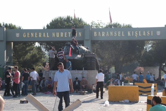 انقلاب تركيا (3)