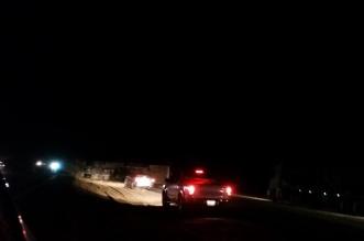 تصادم بين شاحنتي غاز وبنزين في بحرة - المواطن