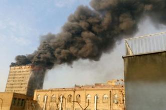 انهيار مبنى ايران2