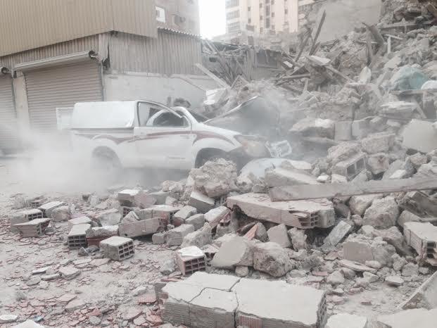 انهيار-مبنى-تاريخي-بجدة