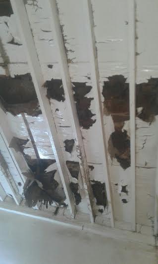 انهيار منزل أسرة وتشتيها أفرادها في السلامة في السلامة السفلى بسبب الأمطار 6