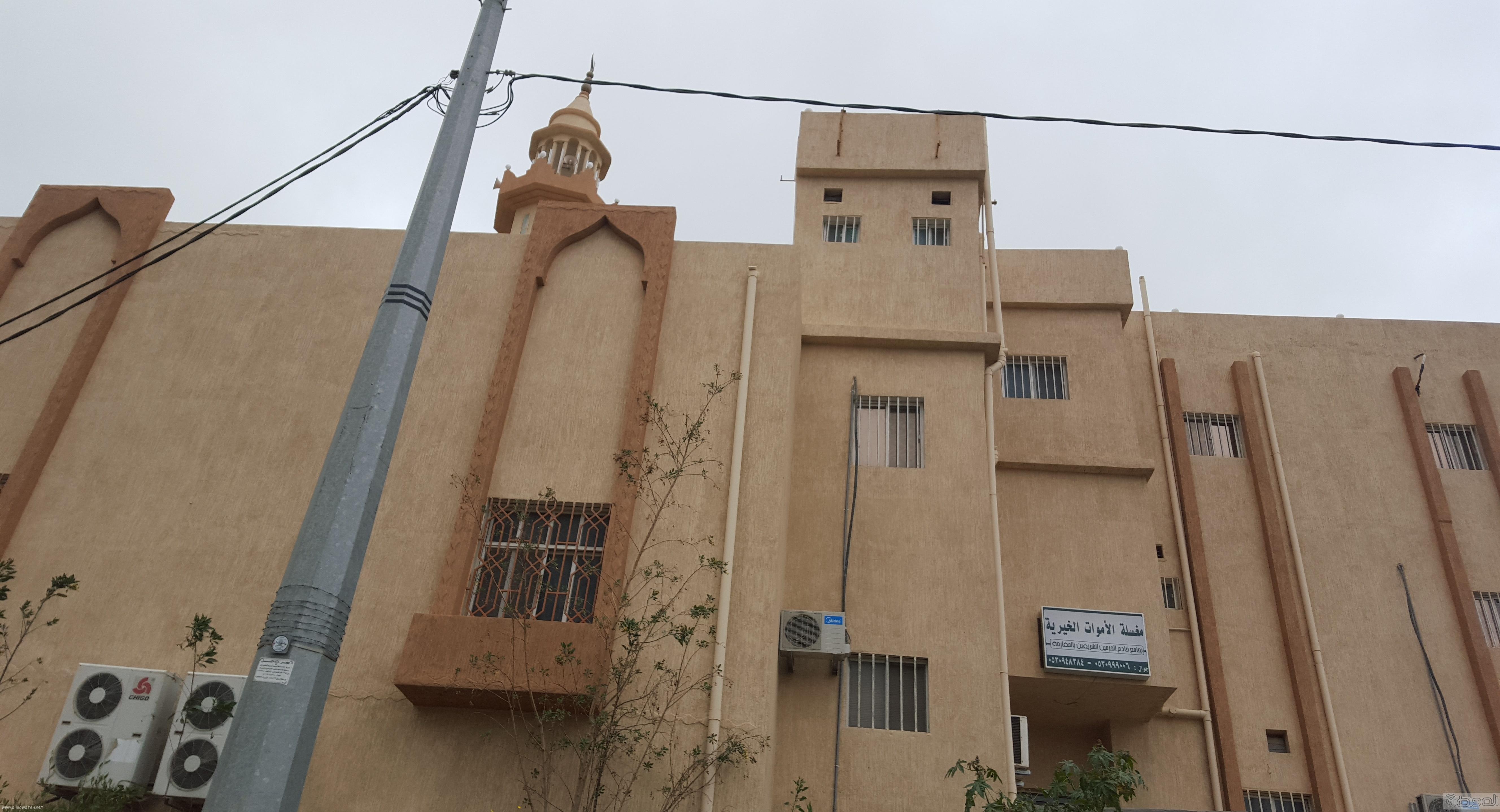 اهالي مفارجة الباحة يشكون من انحراف قبلة مسجد القرية (2)