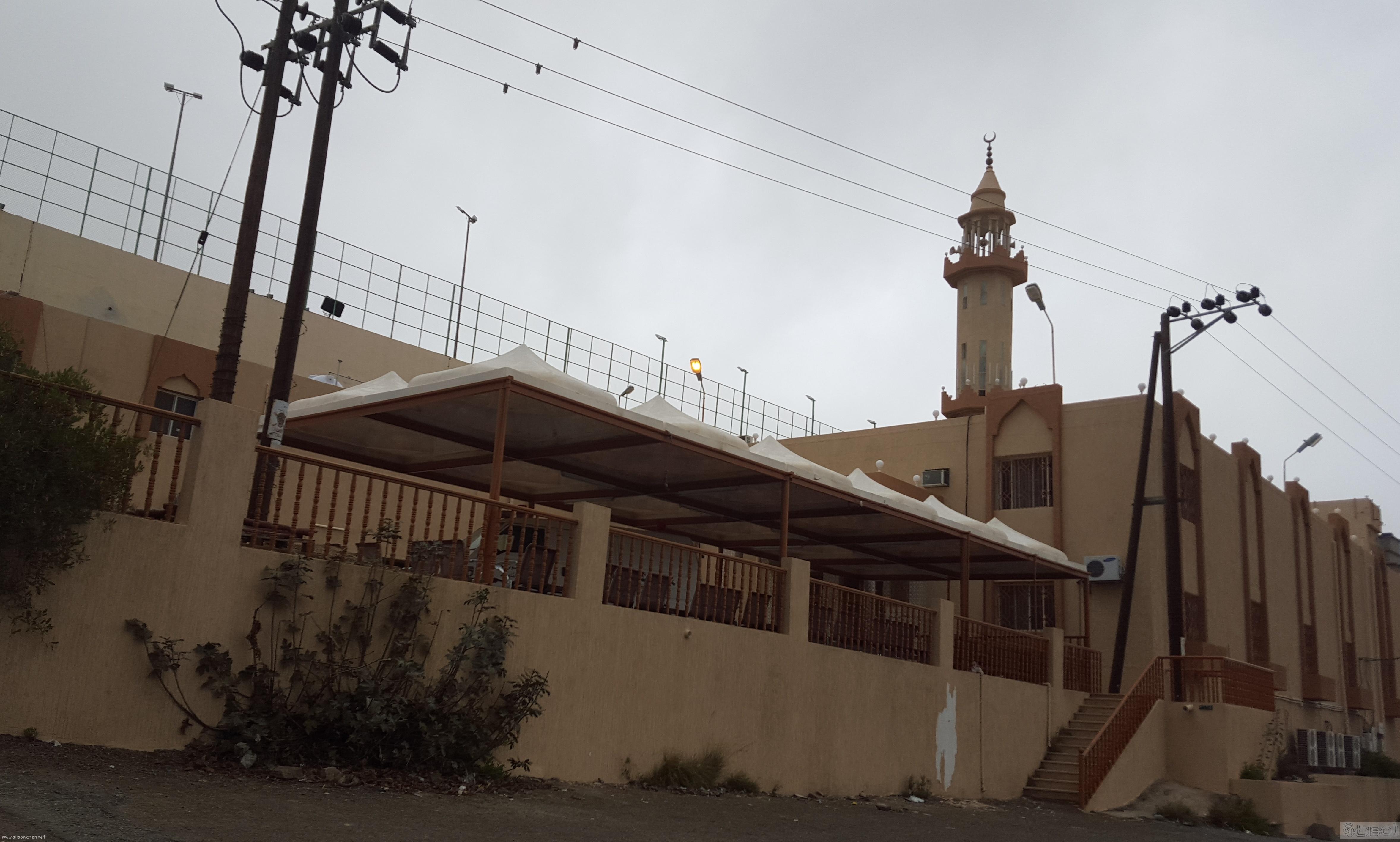 اهالي مفارجة الباحة يشكون من انحراف قبلة مسجد القرية (3)