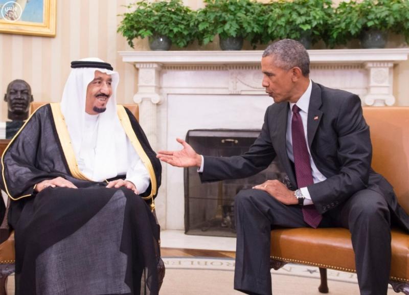 اوباما-يستقبل-خادم الحرمين (4)