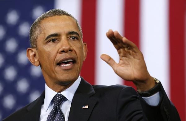 """استقالة موظفة بالكونغرس عقب انتقادها ملابس ابنتي """"أوباما"""" - المواطن"""