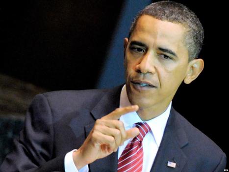 أوباما: أمريكا وأوروبا متحدتان لجعل روسيا تدفع ثمناً - المواطن