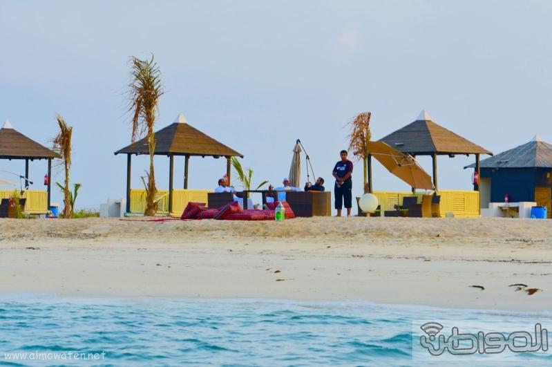 اول جزيرة يتم تهيئتها للسياحة بالمملكة (12)