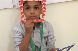 بالصور.. مهارات ملفتة لأيتام #الرياض بمعرض #التاجر_الصغير - المواطن