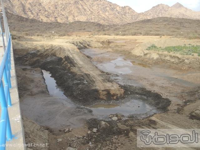 بارق بين مطرقة السدود المعطلة وازمة المياه الشحيحة (6)