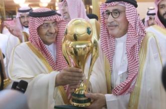 لماذا أهدى باعشن كأس ولي العهد للراحل أحمد مسعود ؟ - المواطن