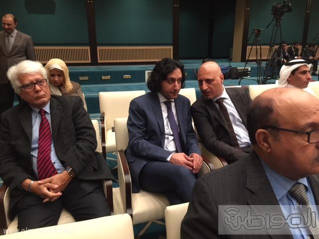 بالصور .. استعدادات لاستقبال الملك سلمان في القصر الرئاسي التركي في أنقرة (9)