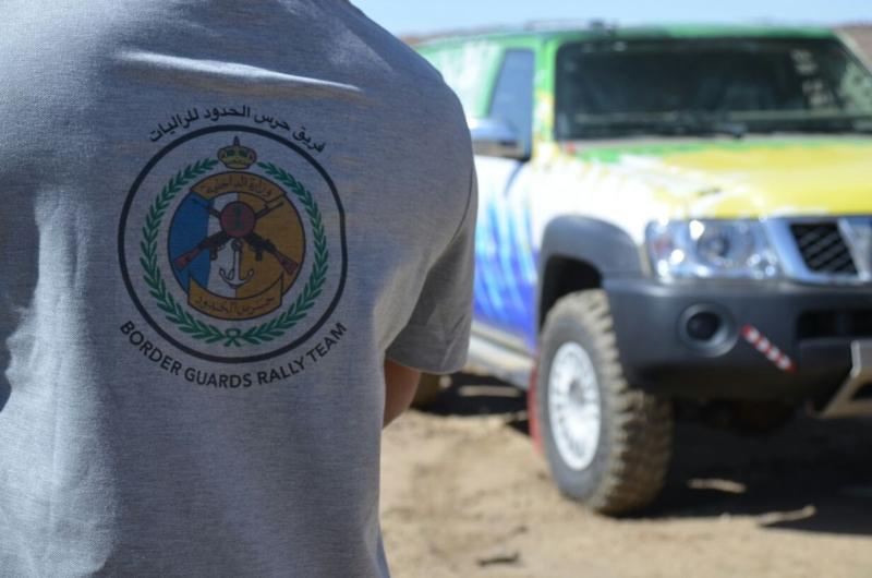 بالصور .. حرس الحدود جاهز للمشاركة في رالي عسير وجدة (5)