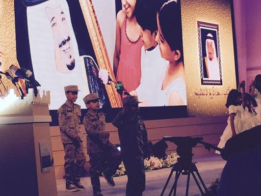 بالصور .. وزير الاعلام يفتتح #معرض_الرياض_الدولي_للكتاب11