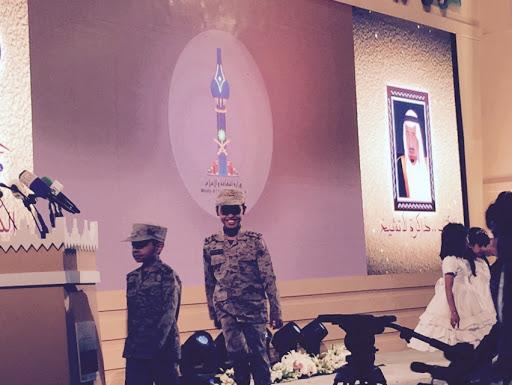 بالصور .. وزير الاعلام يفتتح #معرض_الرياض_الدولي_للكتاب5