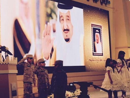 بالصور .. وزير الاعلام يفتتح #معرض_الرياض_الدولي_للكتاب7