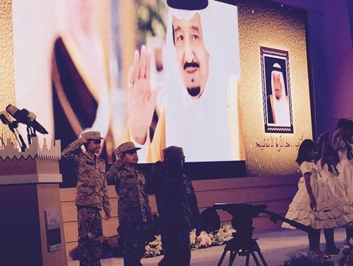 بالصور .. وزير الاعلام يفتتح #معرض_الرياض_الدولي_للكتاب8