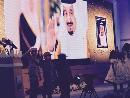 بالصور .. وزير الاعلام يفتتح #معرض_الرياض_الدولي_للكتاب9