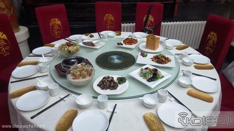 بالصور.. عادات تعرفها لأول مرة عن طعام التنين الصيني (10)