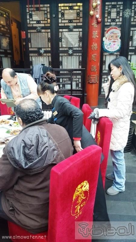 بالصور.. عادات تعرفها لأول مرة عن طعام التنين الصيني (14)