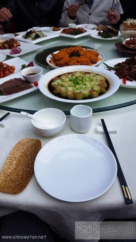 بالصور.. عادات تعرفها لأول مرة عن طعام التنين الصيني (15)