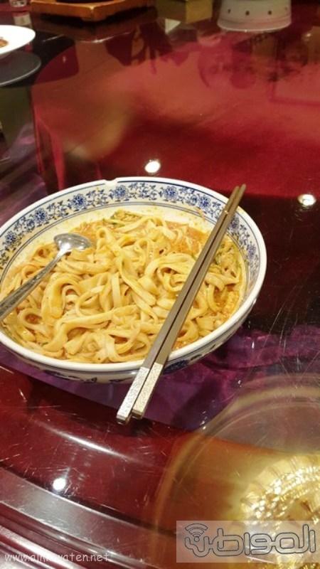 بالصور.. عادات تعرفها لأول مرة عن طعام التنين الصيني (9)
