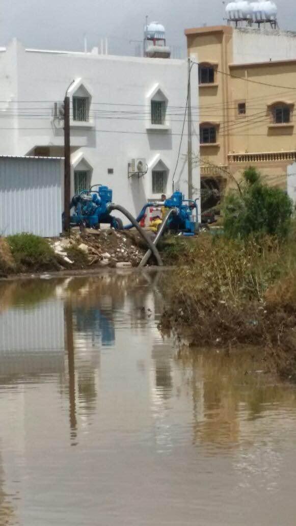 بالصور.. مدني #عسير هذه حصيلة الحوادث المصاحبة لأمطار الأربعاء (4)
