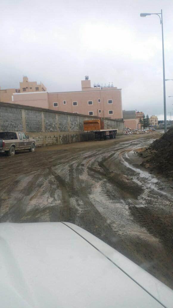 بالصور.. مدني #عسير هذه حصيلة الحوادث المصاحبة لأمطار الأربعاء (9)