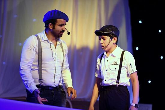 بالصور.. مسرحيات الإطفال تنال إعجاب رواد مهرجان الطفل والعائلة بـ #الخبر (2)