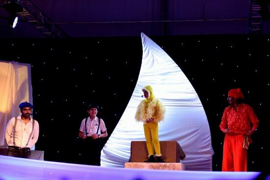بالصور.. مسرحيات الإطفال تنال إعجاب رواد مهرجان الطفل والعائلة بـ #الخبر (3)