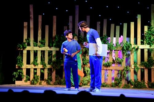 بالصور.. مسرحيات الإطفال تنال إعجاب رواد مهرجان الطفل والعائلة بـ #الخبر (8)