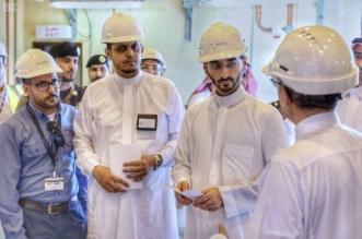 بالصور .. نائب أمير مكة يستمع لمطالب الأهالي ويتفقد مشاريع الكامل وخليص - المواطن