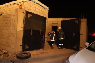 بالصور.. وفاة أب وإصابة اثنين من أطفاله بحروق بسبب مولد كهربائي بمكة - المواطن