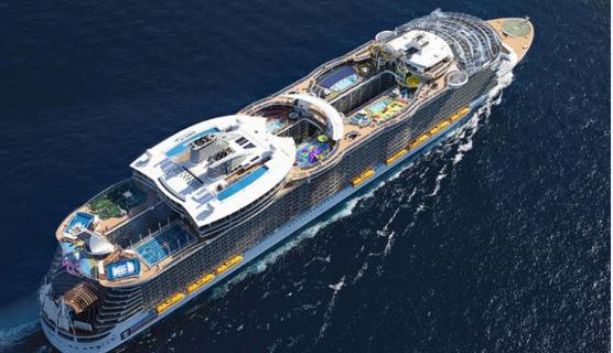 بالصور...عالم من الترفيه والاستجمام على متن أضخم سفينة في العالم.jpg1