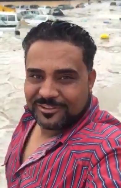 بالفيديو.. مقيم محتجز بسيول #بريدة  أرجو من المسؤولين إنقاذي1