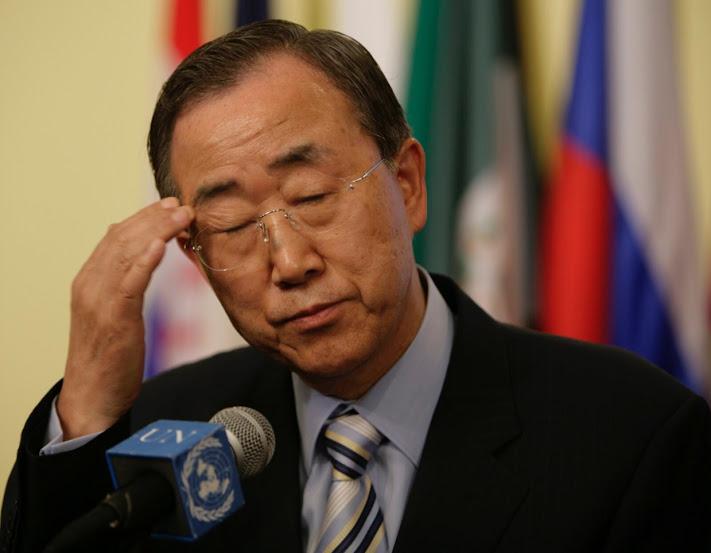 هكذا علق بان كي مون على مجازر حلب - المواطن