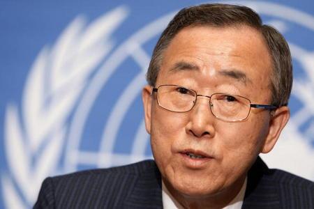 بان كي مون: الأمم المتحدة تُقدر جهود المملكة وإسهاماتها في مكافحة الإرهاب