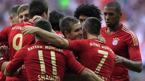 بايرن ميونخ بطل كأس ألمانيا لكرة القدم