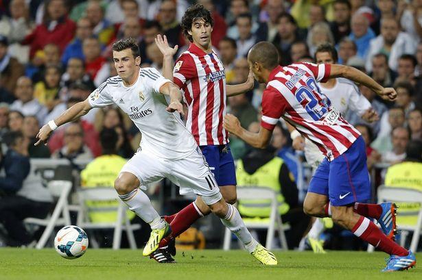 اتلتيكو مدريد يقسو على ريال مدريد برباعية