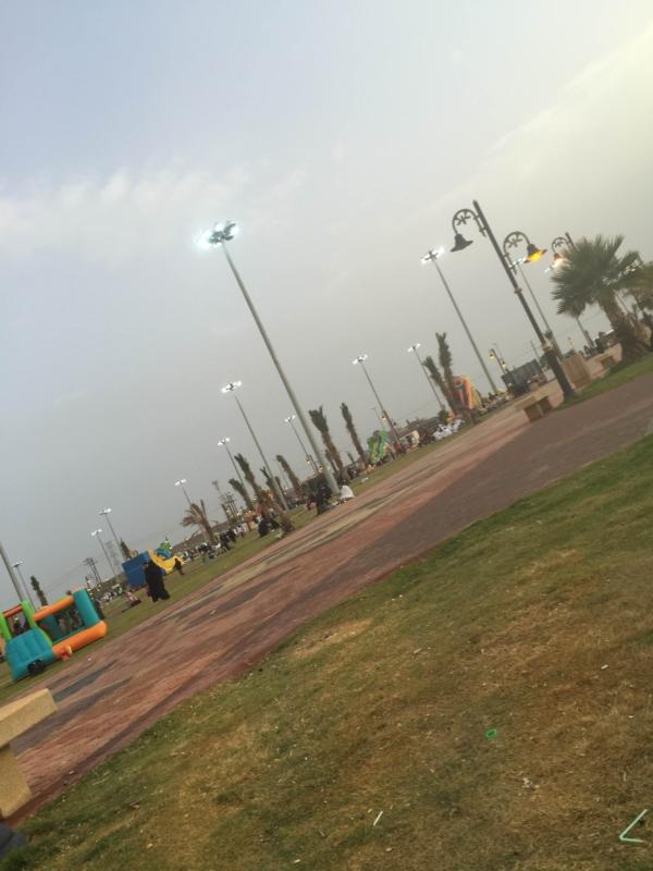 بحديقه المحاله (5)