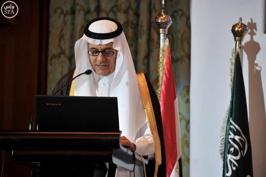 بدء أعمال منتدى فرص الأعمال السعودي المصري بالقاهرة (5)