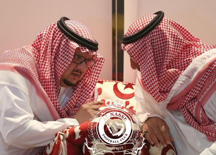 بدأ اجتماع أعضاء شرف النصر بحضور فيصل بن تركي (290065127) 