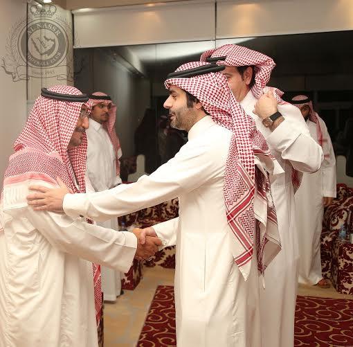 بدأ اجتماع أعضاء شرف النصر بحضور فيصل بن تركي (290065128) 