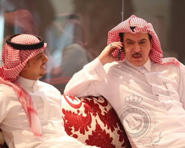 بدأ اجتماع أعضاء شرف النصر بحضور فيصل بن تركي (290065129) 