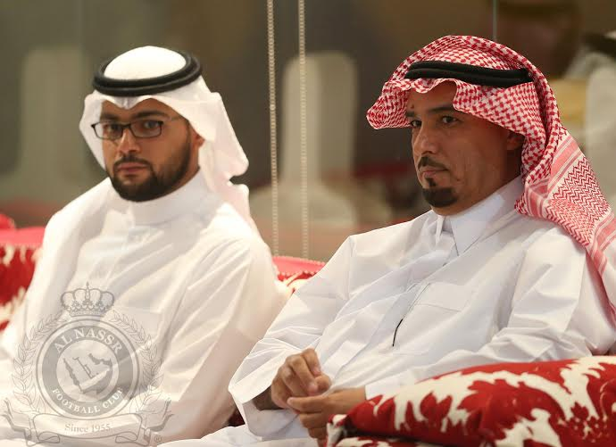 بدأ اجتماع أعضاء شرف النصر بحضور فيصل بن تركي (290065133) 