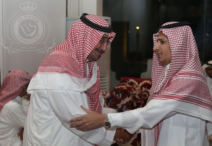 بدأ اجتماع أعضاء شرف النصر بحضور فيصل بن تركي (290065135) 