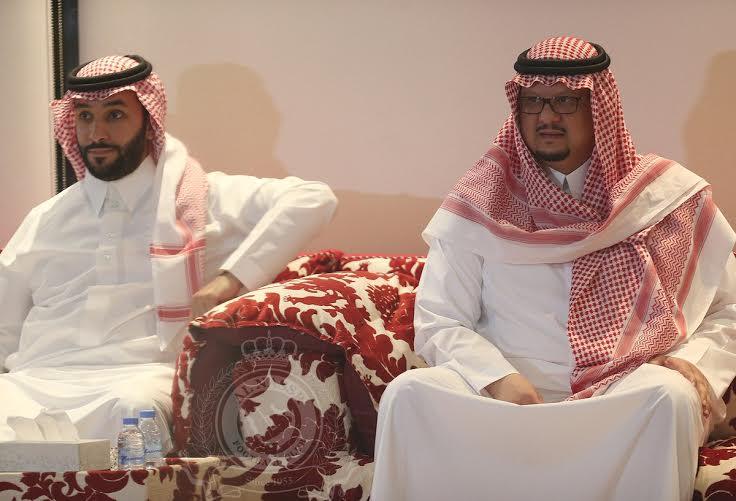 بدأ اجتماع أعضاء شرف النصر بحضور فيصل بن تركي (290065137) 